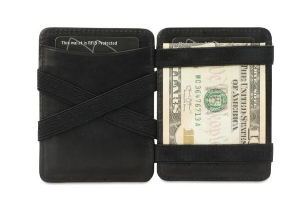 Wallet Hunterson Magic Coin Wallet RFID