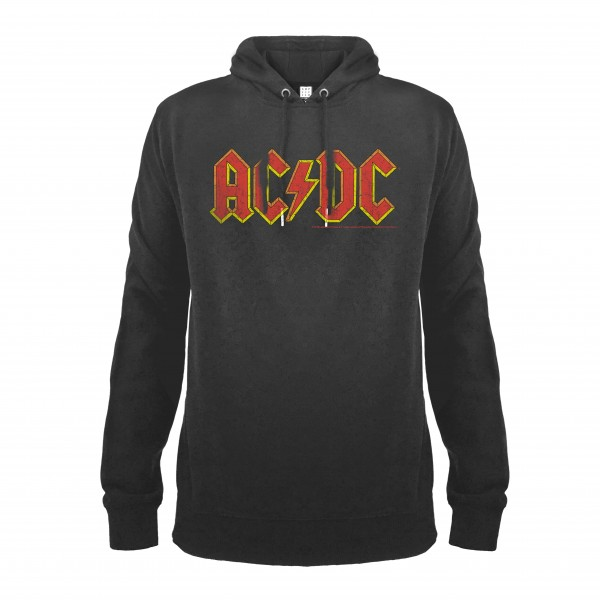 Amplified Hoodie ACDC Logo