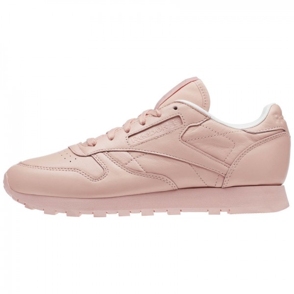 Schuhe Reebok CL LTHR PASTELS Women