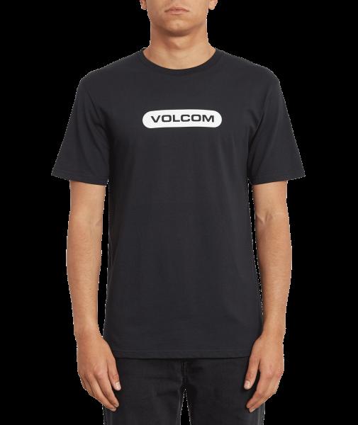 Volcom New Euro Basic S/S T-Shirt für Herren