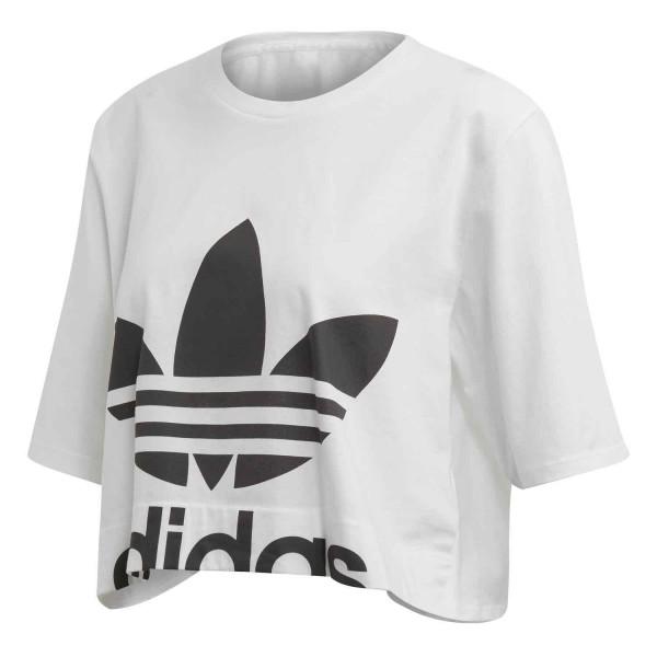 adidas Cut-Out T-Shirt für Damen