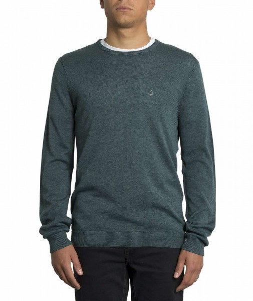 Volcom Uperstand Sweater Strick Pullover für Herren