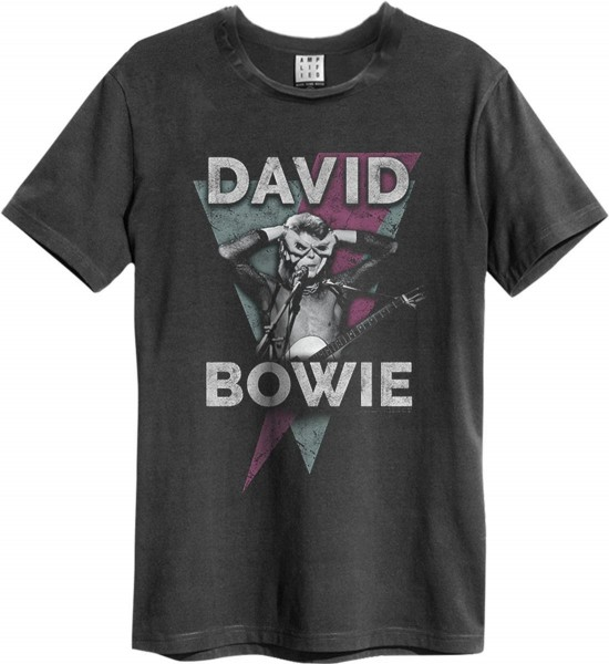 T-Shirt Amplified David Bowie Look Into My Eyes