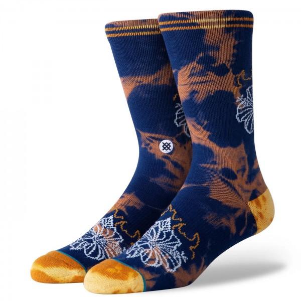 Stance Socken Flora Flame für Herren