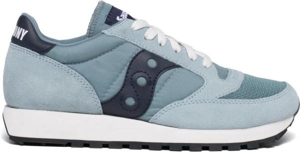 Saucony JAZZ ORIGINAL Vintage Schuhe für Damen Smoke Blue / Navy