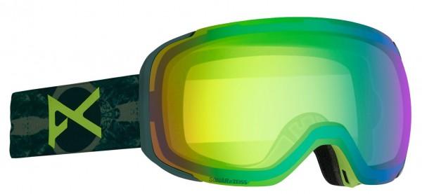 Anon Schneebrille M2 + Ersatzglas + Gesichtsmaske Goggles Herren
