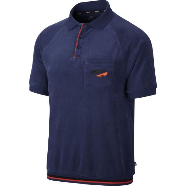 Nike SB On Deck Terry Polo Shirt für Herren