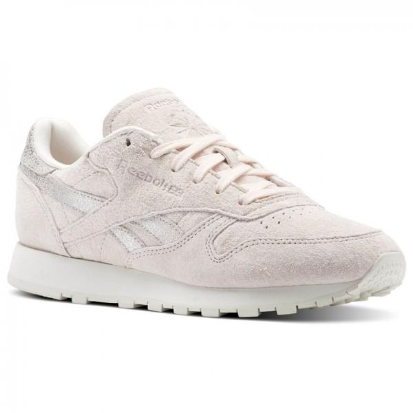 Schuhe Reebok CL LTHR SHIMMER Women