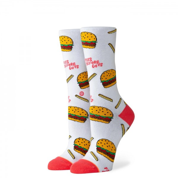Stance Socken Fries B4 Guys für Damen