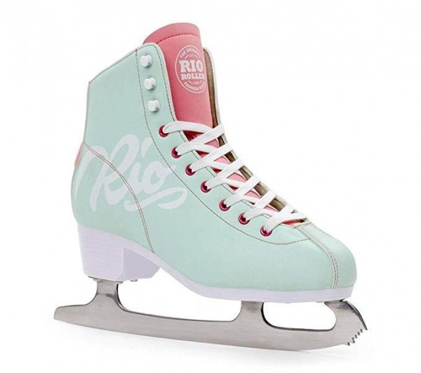 Rio Roller Script Ice Skates Schlittschuhe