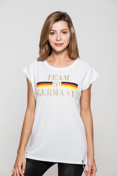 T-Shirt Cotton Candy Team Germany