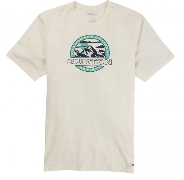Burton Keyway T-Shirt in Stout White für Herren