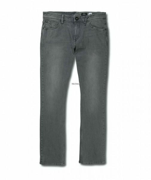 Volcom Jeans Vorta Denim Grey Vintage für Herren