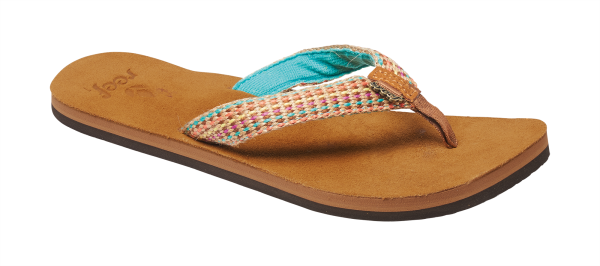 Reef Flip Flops Gypsylove Teal