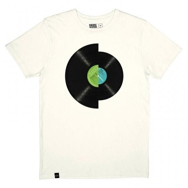 DEDICATED T-Shirt Stockholm Record Split