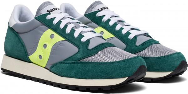 Saucony JAZZ ORIGINAL Vintage Grey/Green/Neon