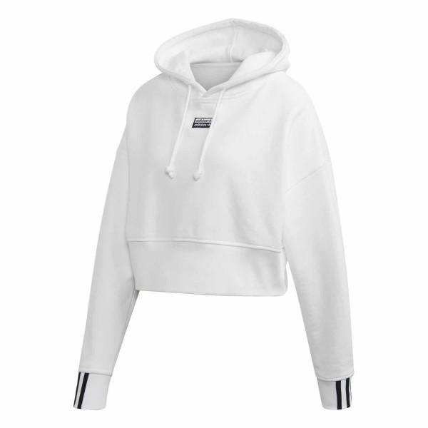 adidas Vocal Crop Hood Sweatshirt für Damen
