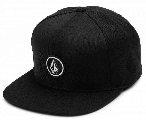 Volcom Quarter Twill Snap-Back Cap