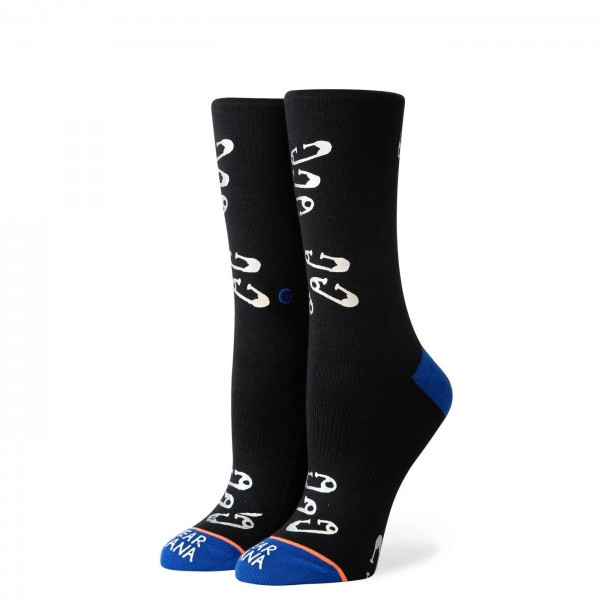 Stance Socken Safty Pinned für Damen