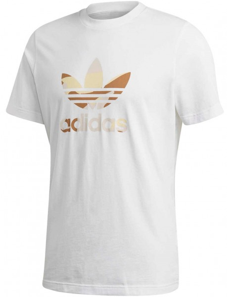 adidas Camo Infill T-Shirt für Herren