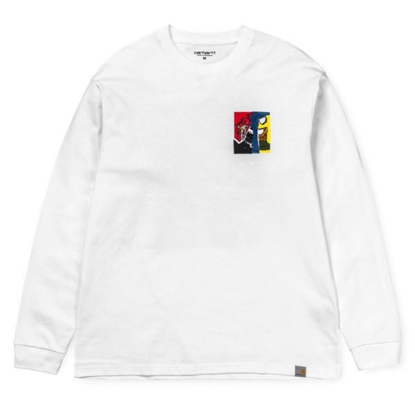 Carhartt WIP Herren Patchwork L/S Shirt