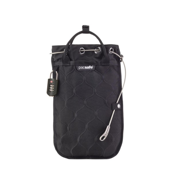 Pacsafe Tasche Travelsafe 3L GII anti-theft portable safe