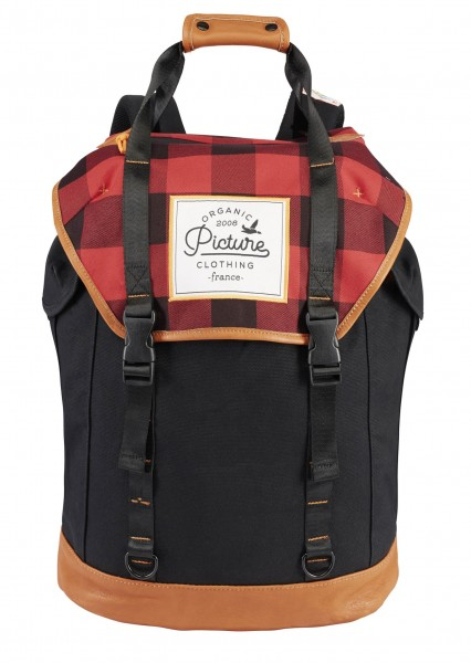 Picture Organic Clothing Soavy Backpack Black