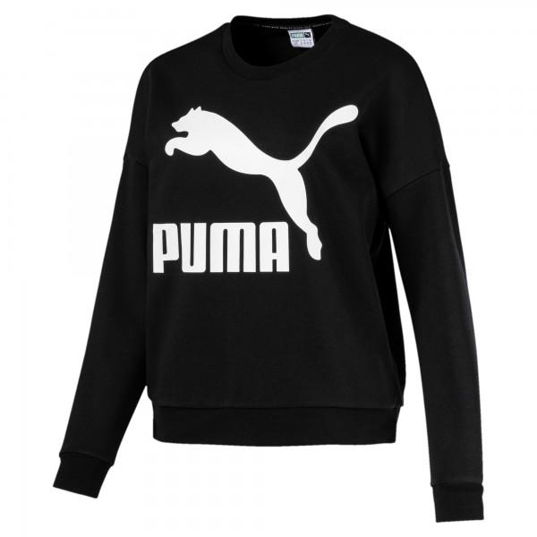Puma Classic Logo Crew Neck