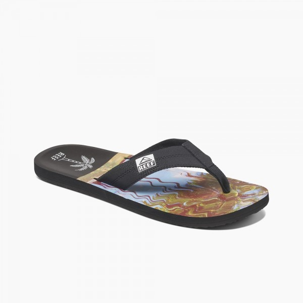 Reef HT Prints Flip Flops