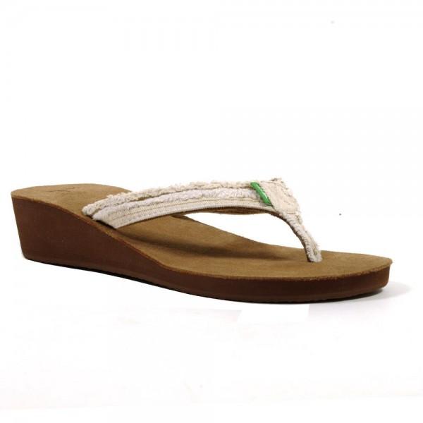 Flip Flops Sanük Women's Fraidy Wedge