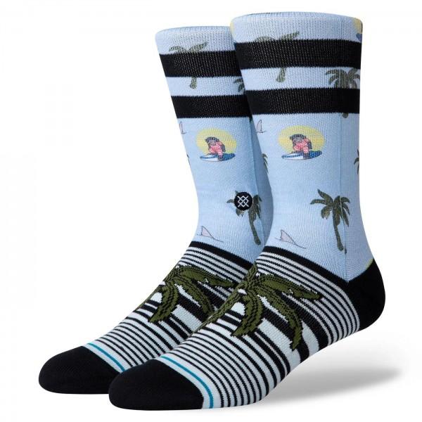 Stance Staples Aloha Monkey Socken für Herren Gr. L