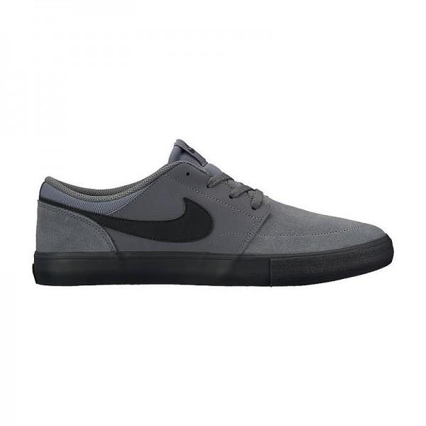 Schuhe Nike SB PORTMORE II SOLAR