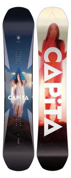 Snowboard Capita DOA Defenders of Awesome Wide
