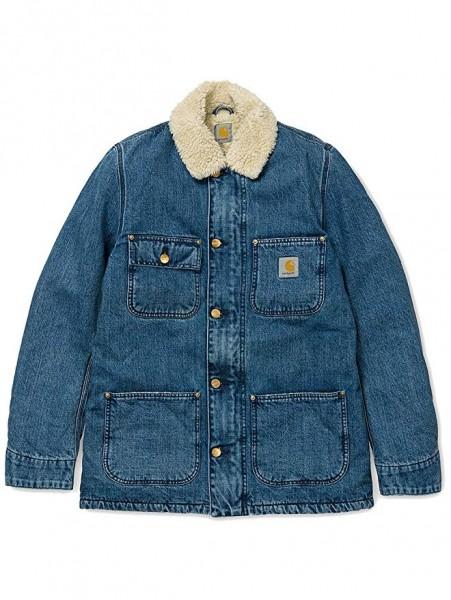Carhartt WIP Jacke Fairmount Coat Denim