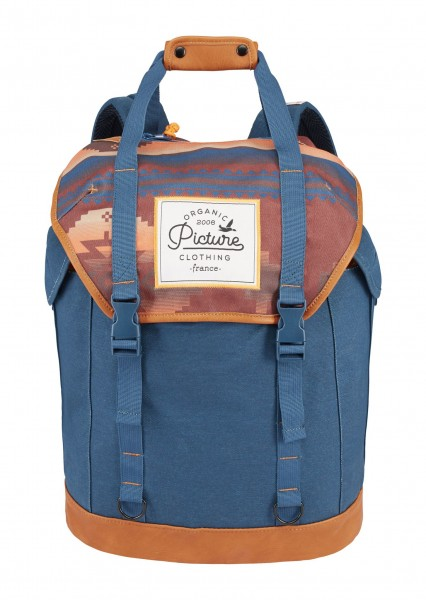 Picture Organic Clothing Soavy Backpack Petrol Blue