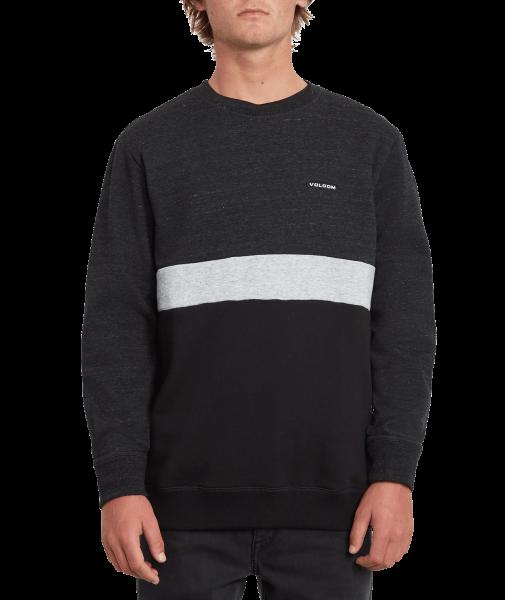Volcom Single Stone DIV Crew Sweatshirt für Herren