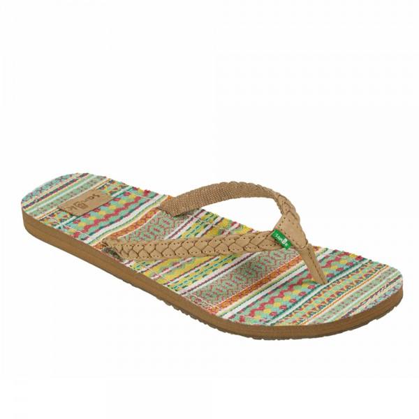 Flip Flops Sanük Wmn Poncho Viva