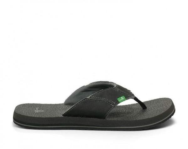 Flip Flops Sanük Faultline Charcoal
