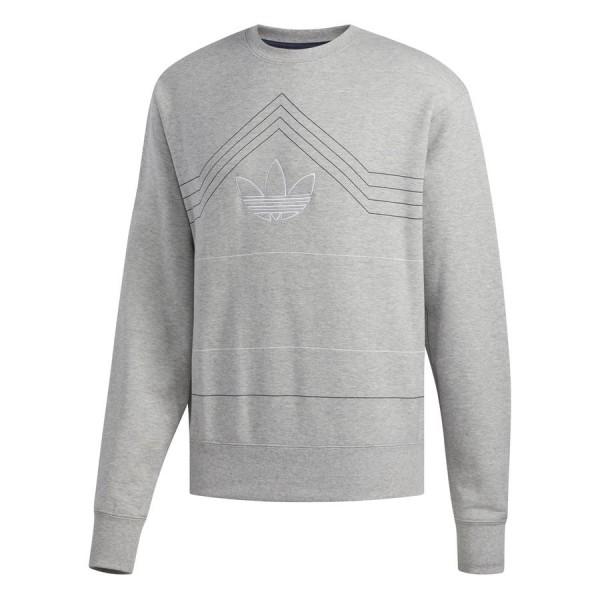 adidas P.E. Rivalry Crew Sweatshirt für Herren