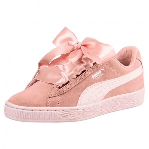 Puma Schuhe Suede Heart Jewel Jr
