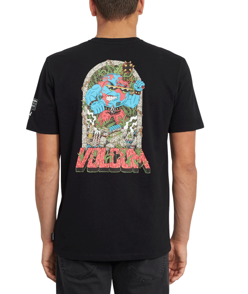 Volcom Freaks City FA S/S T-Shirt für Herren