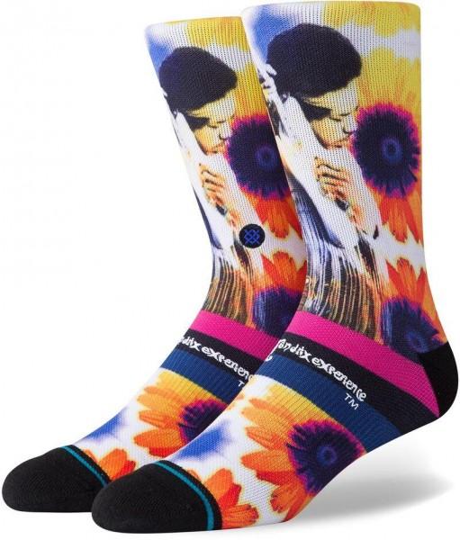 Stance Socken Jimi Sunflowers für Herren