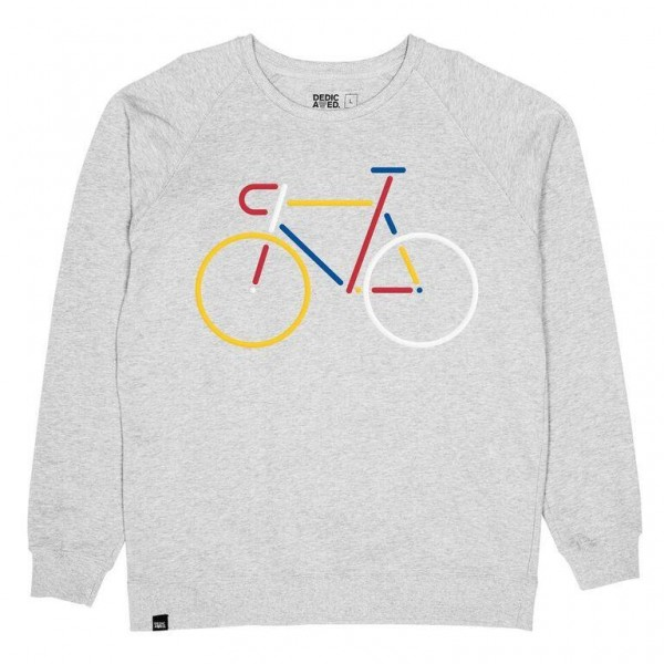 DEDICATED Sweat Malmoe Color Bike