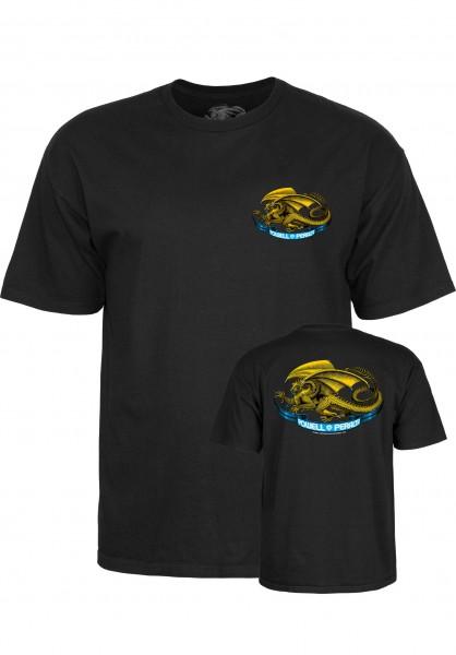 Powell Peralta Oval Dragon T-Shirt für Herren