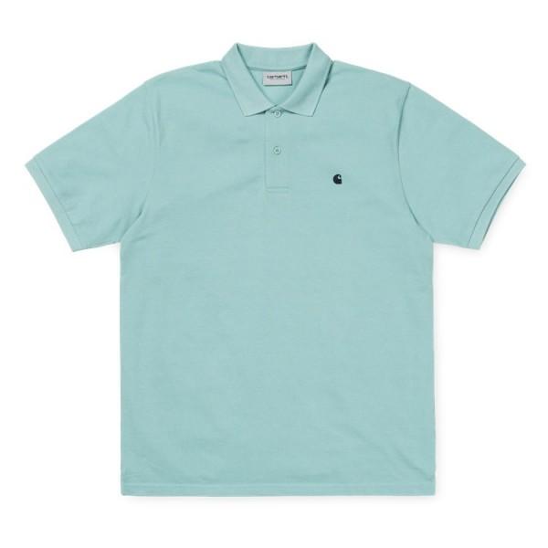 Carhartt WIP Herren Madison Polo Shirt
