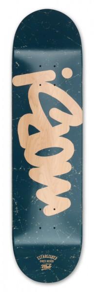 MOB Skateboards TAG Logo 8.125