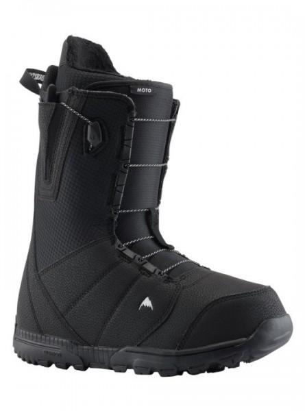 Burton Snowboard Boots Moto Black 18/19