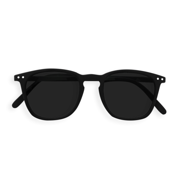 Sonnenbrille Izipizi #E Sun Black Grey Lenses Dioptrien +2,5