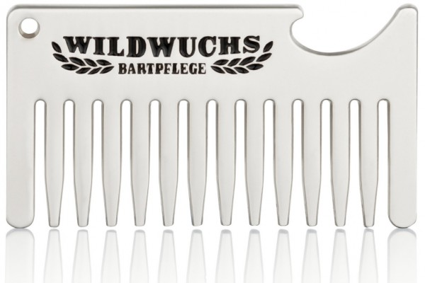 Wildwuchs Beer and Beard Schlüsselanhänger