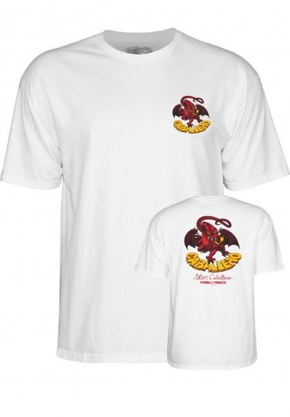 Powell Peralta Steve Caballero Cab Dragon II T-Shirt für Herren